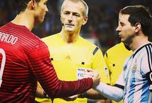Ronaldo,Messi och Zlatan