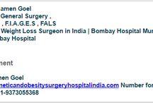 Best Obesity Surgeon India
