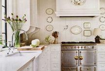 Kitchen and food harmony