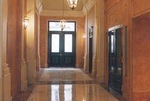Rue Madame, Paris. / Réhabilitation et réaménagement complet d'un immeuble de haut standing. 3 100 m² Coûts : 0,54 M€ HT - Année : 2002