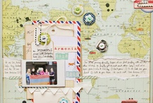 Journals & Scrapbooks / Ideas for general journalling and scrapbooking; for travel journalling/scrapbooking, check out my 'Travel Journal' board!
