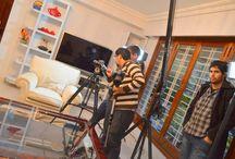 produccion fotos / produccion de punto g para un video clip