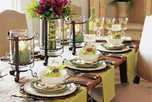 Tablescapes / by Cindy Moore