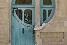Kapu+ajtó
