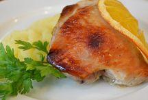 Рецепты из мяса / Мы очень любим готовить разные вкусные рецепты и особенно из мяса и птицы. Мы лично готовим каждое блюдо что бы потом поделиться со всеми вами.