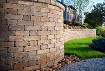 Retaining Walls & Free Standing Walls