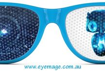 Movies Promotional Custom Sunglasses / Promote #Movies with wear Custom #Promotional Printed #Sunglasses https://www.eyemage.com.au/