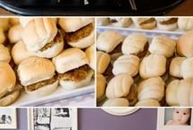 Verjaardag ideetjes / Burger bar