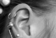 Piercings/Ear Cuffs
