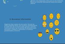 PRIMARIA Proyectos para trabajar en el Aula / Curso Del Papel a la Nube del #CRIF Las Acacias Infografias destacadas de actividades para EDUCACIÓN PRIMARIA