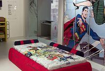 boy bedroom / by Denise Watts