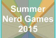 Summer Nerd Games 2015