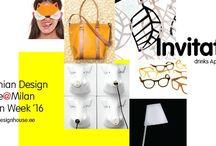 EDH @Milan Design Week 2016 / Dear friends, see you all in Milan! #MilanoDesignWeek #tortonadesignweek #estoniandesign #estoniandesignhouse #designersblock  FB event: https://www.facebook.com/events/1517305651907107/