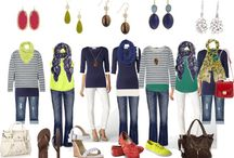 2015 Capsule Wardrobe Mixes