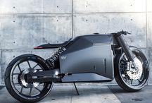(AUTO) MOTORBIKE