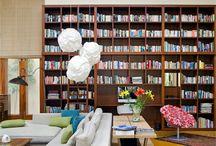 Interiors // Libraries