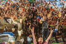 Secrets / Partys festivals evenementen organiseren.
