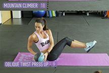 Gym - Push ups