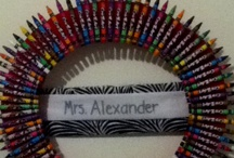 Teacher Stuff / by Tiffany Melanson