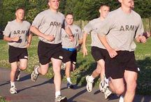 Army Fitness / by US Army Recruiting Command