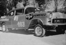 JEGS 1955 Chevy Gasser Recreation / What do you think of this recreation of Jeg Coughlin Sr's first dedicated race car, a 1955 Chevrolet Gasser? #TBT #ThrowbackThursday #55Chevy #gasser #recreation #JEGS #1955 #chevrolet #drag #racing #vintage #classic #car #muscle #supercharged #edelbrock #coker #nhra nhraofficial #weiand #woodys #richmond #currie #firestone #grant #flamingriver #retroradio #simpson optimabatteries #optima #pertronix #dedenbear #dynomax #hookerheaders #cragar #speed #eastcoastelectric