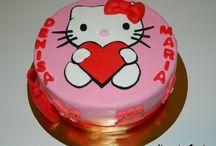 Hello Kitty cake / Cake