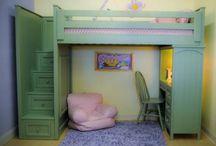 FROZEN INSPIRED BEDROOM