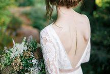 Boho / Rustical Wedding Inspirations