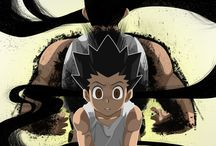 Gon  | | h x h