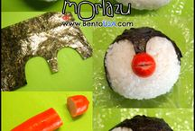 funny bento for kids