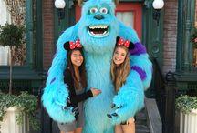 férias Disney