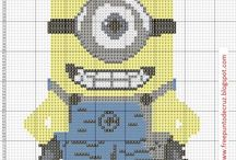 cross stitch / cross stitch pattern