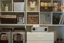 organize my storage closets