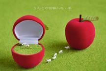 Apple / りんごいろいろ