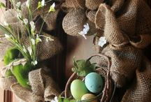 Easter Ideas / by Julie Trayal