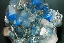 Minerals,Stones and Gems / by Evelyn Jensen