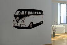 Office wall / Ideas to help inspire my office wall art