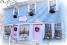 Favorite Local Shops & Places / Unique and charming local shops & my favorite places to soothe my soul somewhere in Maryland ...
