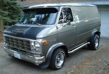 Chevrolet Van / Alt mulig om Chevrolet vaner