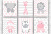 bebek odasi dekorasyonlari