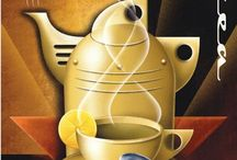 Art Decò poster e illustrazioni / poster stampe grafica dal 1920 al 1940