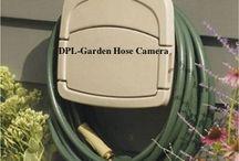 Nanny / Spy Cameras For Outdoors