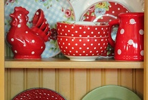 Prettyful Dishes for the Kitchen!