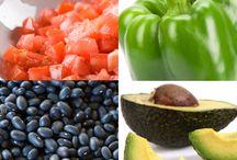 Recipes, Meals & Snacks (Diabetic Diet)