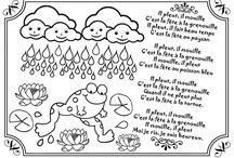 chansons comptines