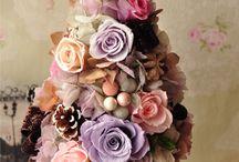 プリザーブドフラワー フェミニンアレンジ / プリザーブドフラワー&アートフラワーのアレンジメントギフト専門店「Ayanasu花工房」のフェミニン&シックなプリザーブドフラワーアレンジメントを集めてみました♡