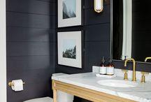 bathroom cottage