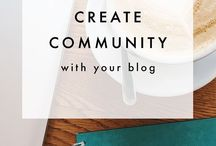 Planned Pretty Blogging - How to's / Do you ever want to earn a living blogging? I did too! This is great info to set up a blog, run your blog, and make money from your blog