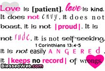 Christian Quotes / by Sandie Carper