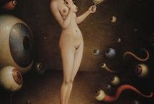 Painting. Claude Verlinde
